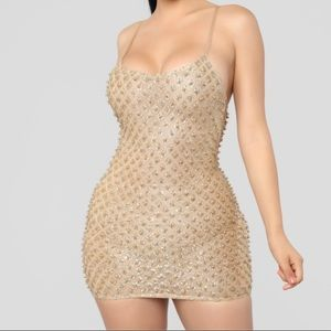 "Fashion Nova ""Roxy"" Mini Dress"